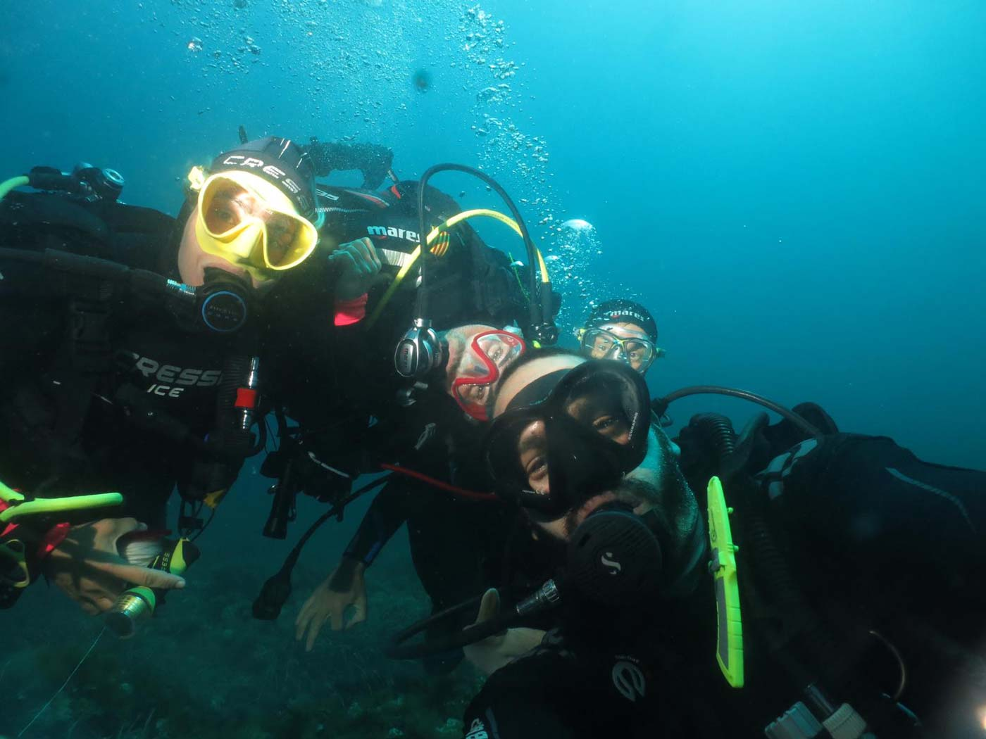 Bungalow Diving Experience